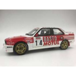 BMW M3 E30 OTTOMOBILE 1:18 BASTOS